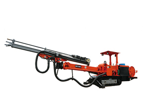 DT2-30D Double Boom Jumbo for Steep Slope