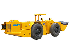 WJD-1.5C Electric LHD Loader