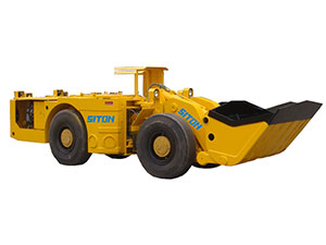 WJD-2F Electric LHD Loader