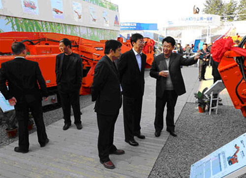 SITON Machinery Stands Out in 2013 Beijing Mining Machine Exhibition 2013-10-29
