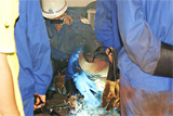 The Welding Training in Siton