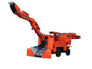 LWT-120 Wheel Mucking Loader